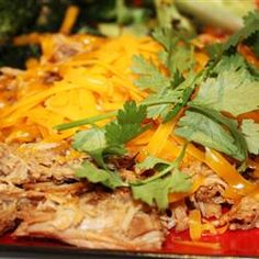"Mexican Style Shredded Pork | ""This dish was easy to make and tasted GREAT! The original recipe made sort of a lot, so I froze some of the meat. It froze very well and was just as moist and tasty after thawing out! So very glad to have found this recipe! I will definitely use it time and time again!"""