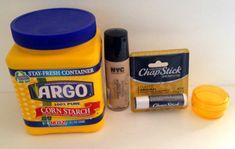 DIY Eyeshadow Primer like Urbran Decay