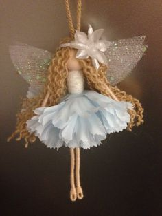 Miss Sophini  fairy, fairy doll, bendy doll, wire doll   Www.facebook.com/lulatuesdays