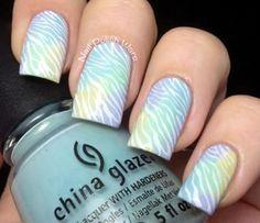 Nail Art: 7 Pastel Manicures