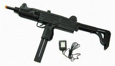 New Well Electric D 91 UZI Airsoft Fully Auto Gun Airsoft #Well