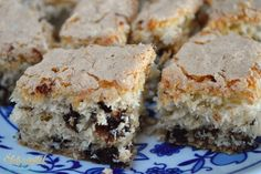 Ellenállhatatlan: kókuszos csokis szelet Muffin, Cake Cookies, Goodies, Pie, Sweets, Breakfast, Food, Coconut, Sweet Like Candy