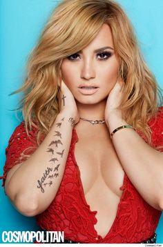 Demi Lovato: Proud of Selena Gomez, Miley Cyrus, But Competitive Too! | Cambio