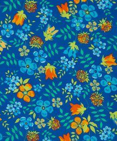 Liberty Art Fabrics Edenham C Tana Lawn Cotton