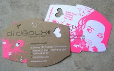 Business Card Design: Better Than A Plain Ol' Business Card | Smashing Magazine
