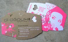 Business Card Design: Better Than A Plain Ol' Business Card | Smashing Magazine