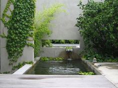 Contemporary Water Feature Wall Fountain
