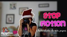 Stop Motion por mi hija de 8 años