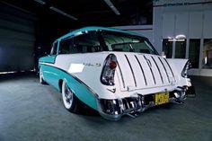 '56 Chevy Nomad Bel Air | eBay