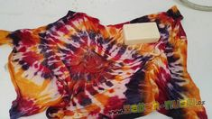 Batika za studena Tie Dye, Tops, Women, Fashion, Moda, Fashion Styles, Tye Dye, Fashion Illustrations, Woman