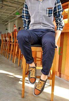 vintange men's sneakers