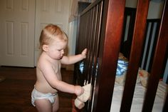 Keeping Baby Safe in His Crib