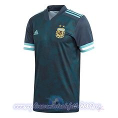 Camisetas Baratas Adidas Segunda Camiseta Argentina 2020 Azul Marino Argentina Copa America Shirts Argentina Soccer