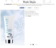 White Magic @Vogue.de