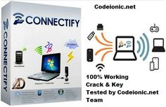 Connectify Hotspot 2017.4.3.38710 Crack Free Download | CodeIonic - Full Version Software with Cracks