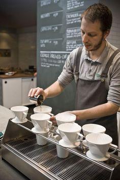 Market Lane Coffee in Melbourne: Remodelista