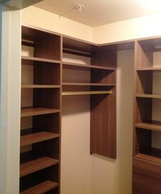 Small Walk In Closet Design Ideas, Pictures, Remodel, and Decor - page 3