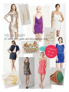 vegas what to wear | What to wear in Vegas... | My Style Pinboard