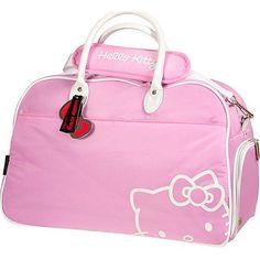 Hello Kitty Golf Hello Kitty Diva Duffle Bag