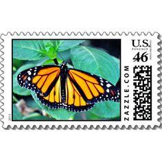 #Sentimental #Monarch #Butterfly #stamp