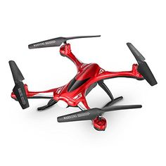 GoolRC T6 Waterproof Drone with Headless Mode One Key Return RC Quadcopter RTF * You can get additional details at the image link.