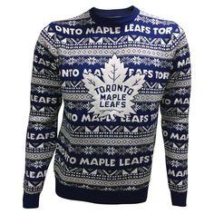 29061e31df2 Toronto Maple Leafs Men s 2016 Festive Sweater