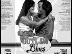 "Peter Fonda sings ""Outlaw Blues""  (1977) from the movie ""Outlaw Blues"""