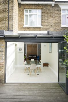 East Dulwich, SE22, London, Kitchen Extension, Side Return Extension, All glass roof, Bi-Fold Doors, Home Extension, Rear Extension, Dining Area, Open Plan Design