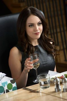 Elizabeth Gillies and her boobs killed it in Killing Daddy - Hollywood Gossip | MovieHotties.com