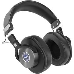 Senal SMH1200  Enhanced Studio Monitor Headphones Onyx ** Click on the image for additional details-affiliate link. #BestHeadphones