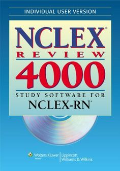 NCLEX 4000. Download in late April