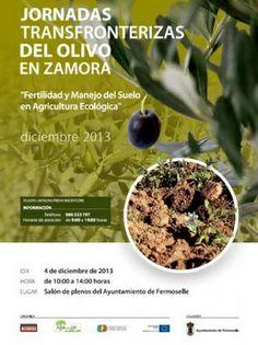 JORNADA FERTILIDAD Y SUELOS EN AGRICULTURA ECOLÓGICA
