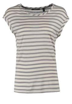 Mit diesem Klassiker kannst du nichts falsch machen. ESPRIT Collection T-Shirt basic - shark grey für 29,95 € (17.10.14) versandkostenfrei bei Zalando bestellen.
