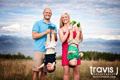 Fun Family Photo Shoot, Travis J Photography, Colorado