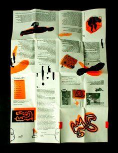 UNSHAPED_AHEAD Fanzines on Behance