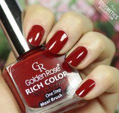 e-Cosmetics: Golden Rose Rich Color #24