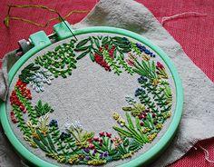 tiny garden by Miss Lila Mae