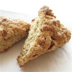 Maple Bacon Scones: step-by-step directions and tips