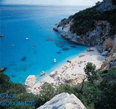 Goloritź Beach, Sardinia, Italy