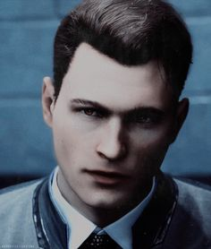 My name is Connor. I'm the android sent by CyberLife. Detroit: Become Human Luther, Dechart Bryan, Quantic Dream, Detroit Become Human Connor, Becoming Human, Night In The Wood, Blue Bloods, Life Is Strange, Wattpad
