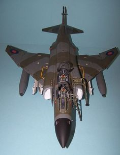 1/32 Tamiya F-4 Phantom FGR2 by Angelo M Picardo