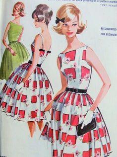 1960s Sundress <3
