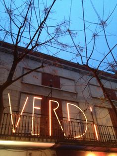 Cines Verdi is Gracia's arthouse cinema with a great film selection and atmosphere