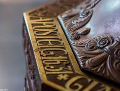 https://flic.kr/p/DQcwyf | Sie sprachen: Glaube an den Herrn Jesus, so wirst du und dein Haus selig! | Erlöserkirche Essen, Taufbecken, Kupfer, 1909