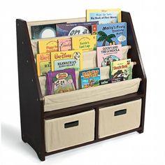 Sunnywood, Inc. 3969BW WonkaWoo Little Bookworm Sling Bookshelf $71.95