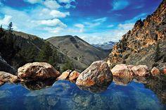 Gold Bug Hot Springs-Salmon, Id <3
