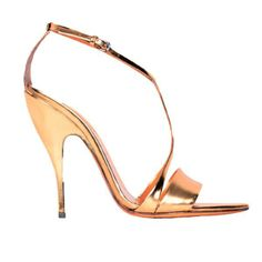 Shopping: les chaussures métallisées