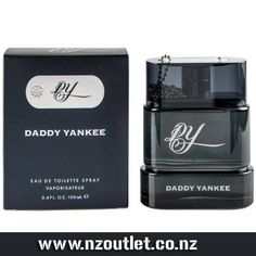 Daddy Yankee Perfume for Men The first perfume Daddy Yankee was introduced in 2008. It includes apple, ozone, ginger, sage, suede, amber and Brazilian red wood. The perfume is available as 50 and 100 ml. It was characterized as a fruity-sea-fougere and aims at younger men age 18-31 godine. http://nzoutlet.co.nz/product/product_details/daddyyankee