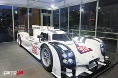 Este #Porsche es un deportivo de competición que también estará exhibido en #elsalóndelautomóvil