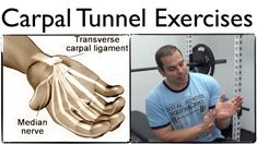 Carpal Tunnel Syndrome Exercises That You Can Do At Home